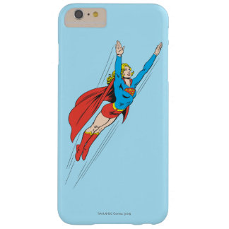 Supergirl Soars High Barely There iPhone 6 Plus Case