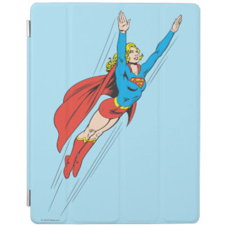 Supergirl Soars High iPad Cover