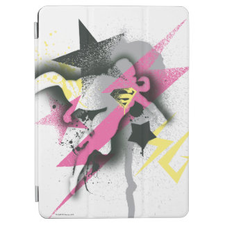 Supergirl Spray Paint iPad Air Cover