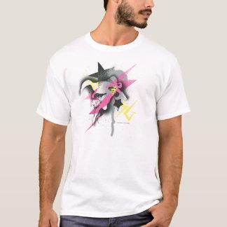 Supergirl Spray Paint T-Shirt