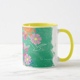 Supergirl Sun and Love Mug