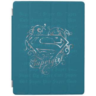Supergirl Super Fly Super Cute iPad Cover