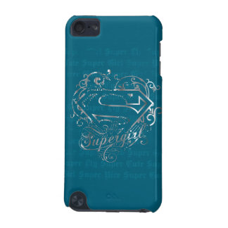 Supergirl Super Fly Super Cute iPod Touch (5th Generation) Cover
