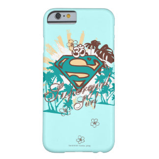 Supergirl Surf Barely There iPhone 6 Case
