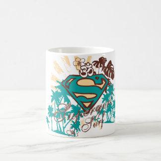 Supergirl Surf Coffee Mug