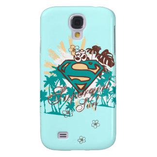 Supergirl Surf Galaxy S4 Case