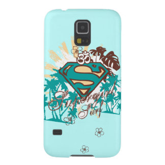 Supergirl Surf Galaxy S5 Cover