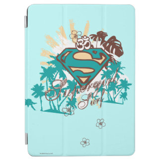 Supergirl Surf iPad Air Cover
