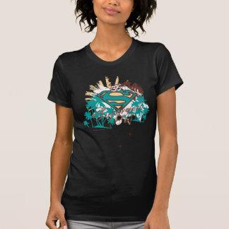 Supergirl Surf T-Shirt