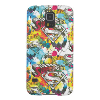 Supergirl The Lux Pattern Case For Galaxy S5