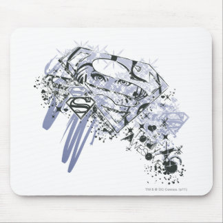Supergirl Totally Awesome Mouse Pad