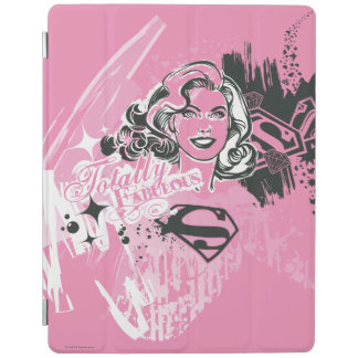 Supergirl Totally Fabulous iPad Cover
