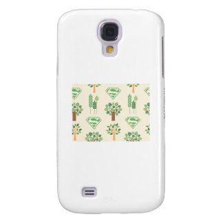 Supergirl Trees Galaxy S4 Case