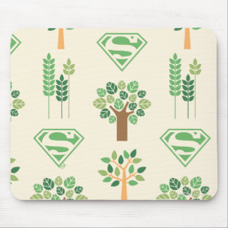 Supergirl Trees Mouse Mat