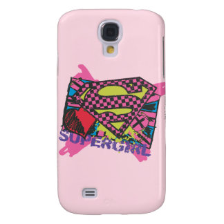 Supergirl X Galaxy S4 Case