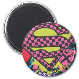 Supergirl X Magnet