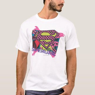 Supergirl X T-Shirt