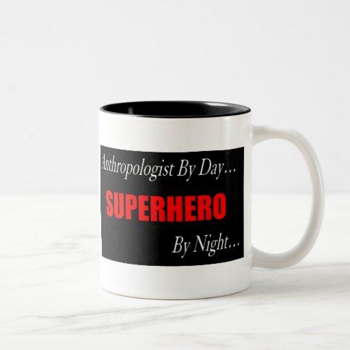 Superhero Anthropologist Mug