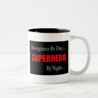 Superhero Bioengineer Mugs