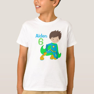 Superhero Boy T-Shirt