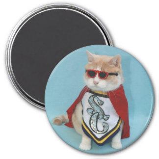 Superhero Bubba 7.5 Cm Round Magnet
