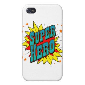 SuperHero Case For iPhone 4
