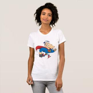 Superhero Doctor Womens T-Shirt