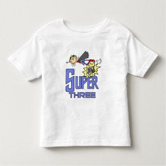 Superhero Girl 3rd Birthday Tshirts and Gifts