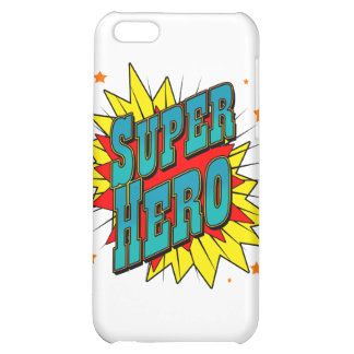 SuperHero iPhone 5C Covers