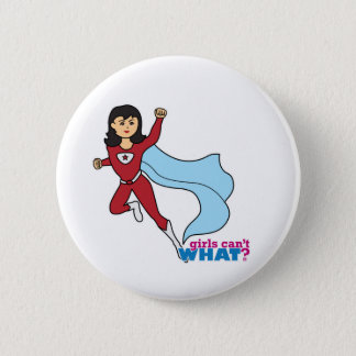 Superhero - Medium 6 Cm Round Badge