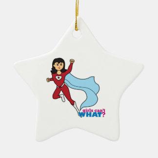 Superhero - Medium Christmas Ornament