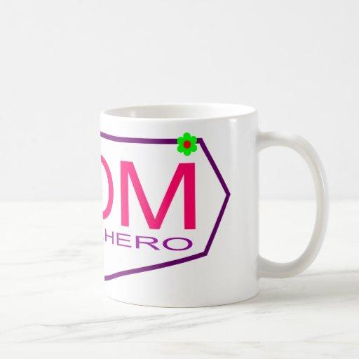 Superhero Mom Coffee Mug