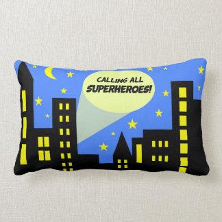 Superhero pillow   super hero   for the home