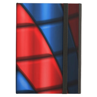 Superheroes - Red and Blue iPad Air Cover