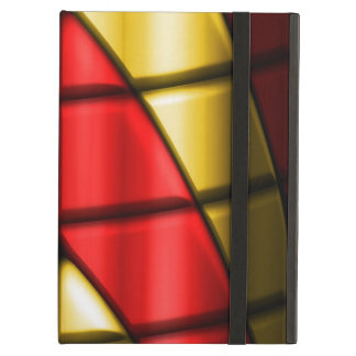 Superheroes - Red and Gold iPad Air Case