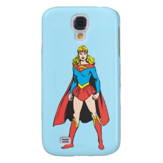 Superigirl Stands Galaxy S4 Case