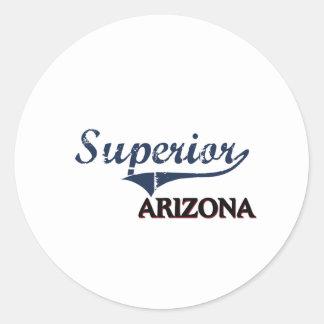 Superior Arizona City Classic Sticker