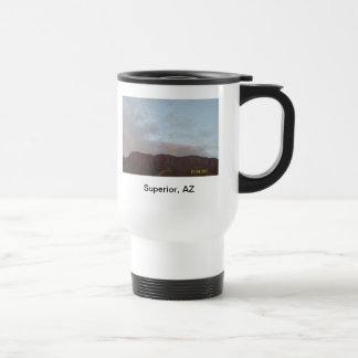 Superior, AZ Travel Mug