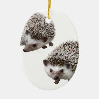 Superior product of porcupine christmas ornament