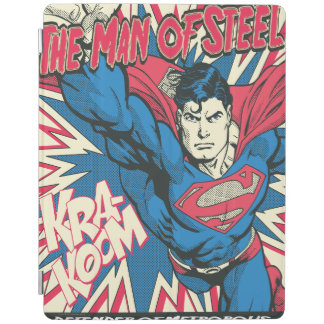 Superman 12 iPad cover
