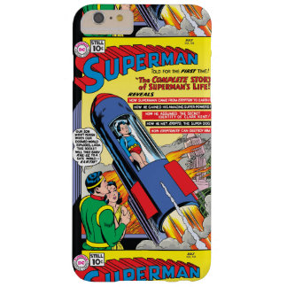 Superman #146 barely there iPhone 6 plus case
