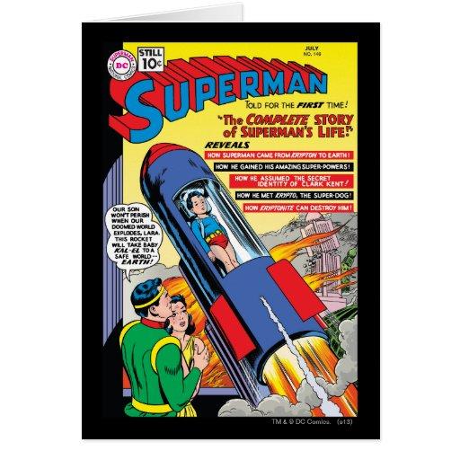 Superman #146 cards