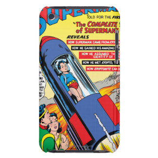 Superman #146 iPod touch cover
