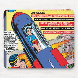 Superman #146 mouse mat