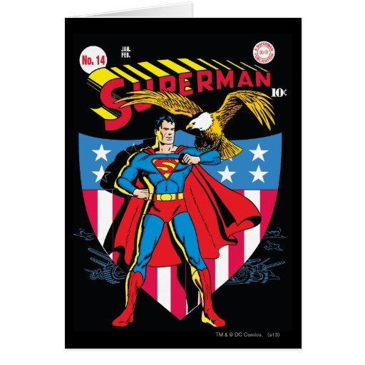 Superman #14 card