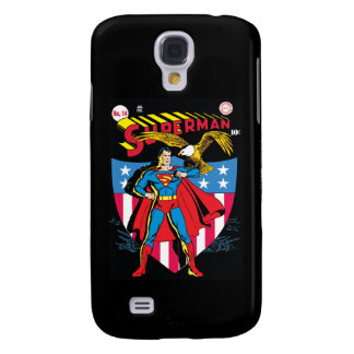 Superman #14 galaxy s4 case
