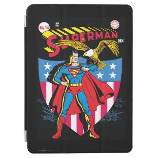 Superman #14 iPad air cover