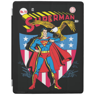 Superman #14 iPad cover