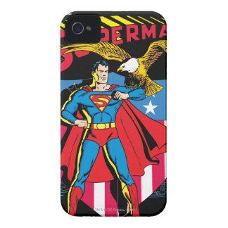 Superman #14 iPhone 4 cases