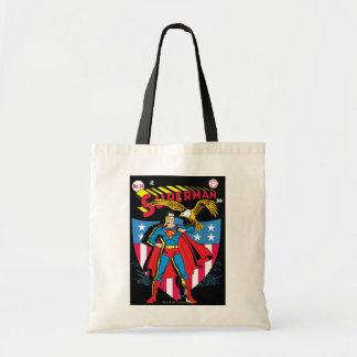 Superman #14 tote bag
